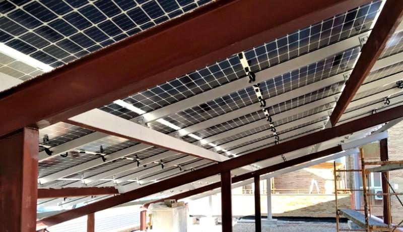 Energía Fotovoltaica en Madrid: Proyecto de producción y consumo colectivo