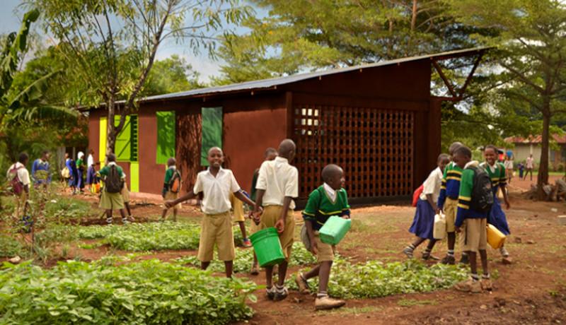 Una Biblioteca Infantil llamada Njoro: Para niños en Tanzania