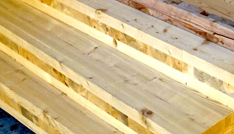 Sistema ecológico: Panales de corcho y madera